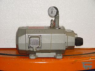 details anzeigen - Drehschieberverdichter / Verdichter / Gebläse /  Vakuum-Kompressor
