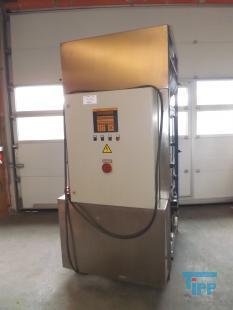 details anzeigen - Vakuum-Destillationsanlage, Vakuumeindampfer, überholungsbedürftiger Vakuumverdampfer