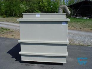 show details - tank with sump tray