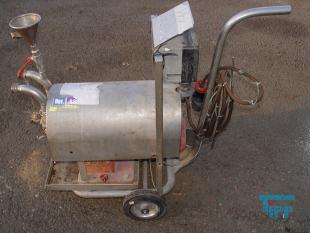 show details - mobile centrifugal pump stainless steel