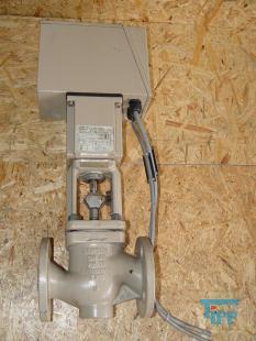 details anzeigen - Durchgangsventil / Elektrisches Stellventil