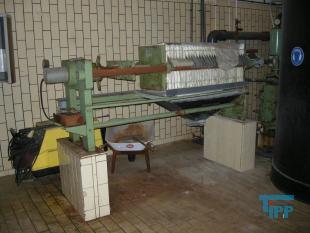 details anzeigen - Kammerfilterpresse mit Pumpe