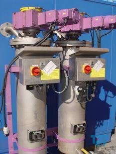 details anzeigen - Vollautomatischer Edelstahlr�cksp�lfilter / kontinuierliche Doppelfiltrationsanlage/ selbstreinigender Filter / totraumfreier R�cksp�lfilter RKF5