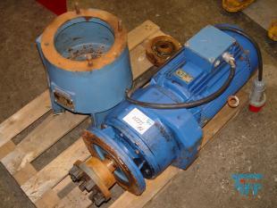 details anzeigen - Getrieberührwerk; Rührwerksmotor; Getriebemotor für Rührwerke