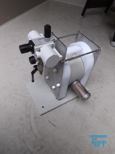 details anzeigen - Filterpressenpumpe zur Beschickung von Kammerfilterpressen