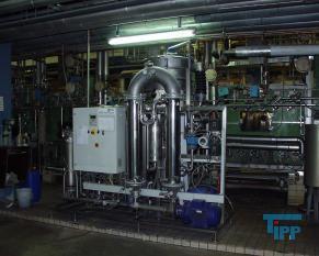 details anzeigen - Ultrafiltrationsanlage, Membrananlage zur Reinigung von Farbabw�ssern