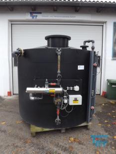 details anzeigen - Lagerbehälter/ Kunststoffbehälter/Speicherbehälter/PE-Behälter/Reinstwasserbehälter mit UV-Entkeimungsanlage
