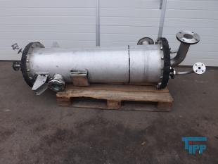 details anzeigen - Gas - Kondensator, Edelstahlw�rmetauscher, R�ckk�hler, Trockner, Demistor