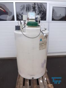 details anzeigen - Neutralisationsbehälter / PP-Chargenreaktor / Durchlaufneutralisation/ Behandlungsbehälter