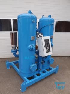 details anzeigen - Druckluft - Adsorptionstrockner mit Taupunktsteuerung