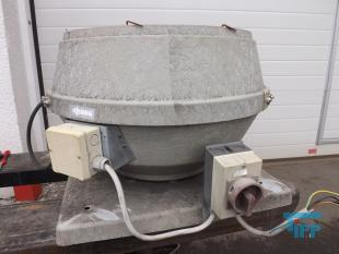 details anzeigen - Dachentl�fter / Radialventilator , Ventilator, Gebl�se