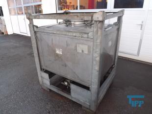 details anzeigen - Behälter / Lagerbehälter / IBC-Edelstahlcontainer