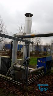 details anzeigen - Gasfackelanlage, Gasverbrennungsanlage, Biogas Verbrennung