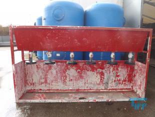 details anzeigen - Filtersackanlage / Sackfilteranlage / Sackfilter zur Schlammentw�sserung