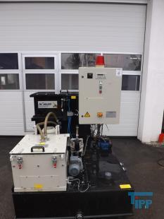 details anzeigen - R�SLER Zentrifuge/ Separator/ Prozesswasser-Kreislaufsystem Z800 HA-Turbo-Floc