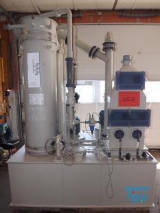 details anzeigen - Gasw�scher /Biogasw�scher/Luftw�scher/Versuchsanlage