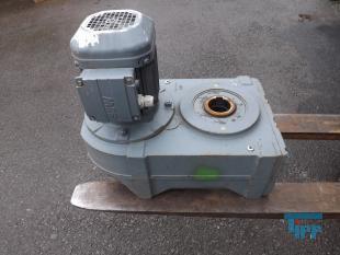 details anzeigen - Getrieber�hrwerk; R�hrwerksmotor; Getriebemotor f�r R�hrwerke