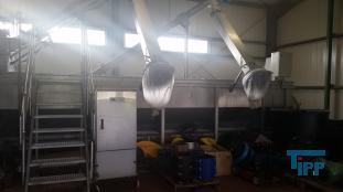 details anzeigen - Rechenanlage/ Siebrechen/Mechanischer Vorreinigungsanlage im Kl�ranlagenzulauf / bel�fteter Landsandfang / Kompakt-Rechenanlage