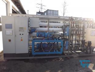 details anzeigen - Hochdruck - Umkehrosmoseanlage / Membranfilteranlage / mit CIP-Station