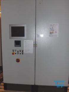 details anzeigen - Schaltschrank für eine Abwasseranlage / Steuerungsschrank /