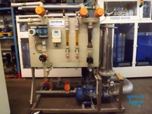 details anzeigen - Mikrofiltrationsanlage/ Ultrafiltration / UF-MF Anlage / Standzeitverlängerung von Entfettungsbädern / Emulsionstrennung