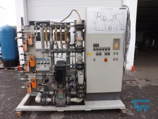 details anzeigen - Crossflow - Ultrafiltrationsanlage/ Ultrafiltration / UF-MF Anlage / Standzeitverlängerung von Entfettungsbädern / Emulsionstrennung