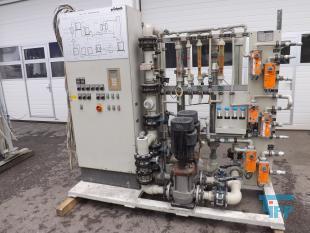 details anzeigen - Crossflow - Mikrofiltrationsanlage/ Ultrafiltration / UF-MF Anlage / Standzeitverlängerung von Entfettungsbädern / Emulsionstrennung