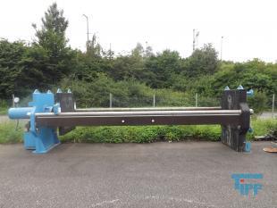 details anzeigen - Membrankammerfilterpresse / Membranfilterpresse / Filterkuchenwaschpresse / Niederdruck-Kammerfilterpresse für Ölfiltration/Filtration von agressiven Flüssigkeiten
