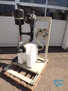 details anzeigen - Pumpstation mit Almatec Druckluftmembranpumpe  A50