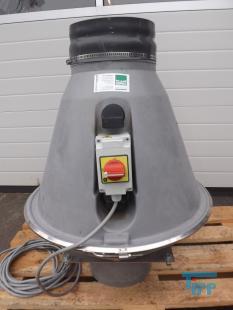 details anzeigen - Kunststoff-Radialventilator , Ventilator, Gebläse
