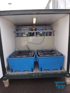 details anzeigen - Abwasserbehandlungsanalge im 30ft Container / Flotation/ Abwasserreinigungsanlage
