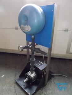 details anzeigen - Kreiselpumpe/Pumpstation mit Frequenzumformer und Druckbehälter
