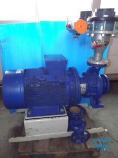 details anzeigen -  KSB Kreiselpumpe mit Gusskopf z.B. zur Förderung von Kühlwasser