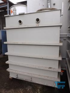 details anzeigen - Kunststoffbehälter, pH-Endkontrolle, PP Rechteckbehälter