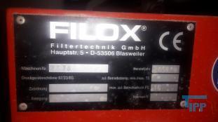 details anzeigen - Kammerfilterpresse Filox - Preisvorschläge erwünscht