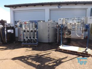 show details - water neutralisation plant incl. switch cabinet and dosage station