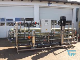 show details - WEIL-reverse osmosis plant with concentrate stage for highest yields