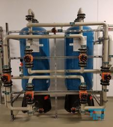 show details - mixed bed ionexchanger as polishing stage in an ultra pure water plant