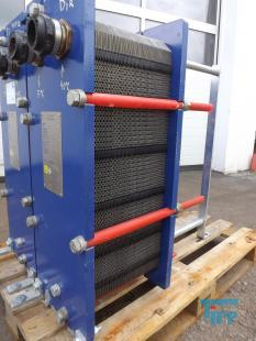 show details - ALFA LAVAL plate heate exchanger
