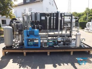 show details - TRITON-Water 2 stage high pressure reverse osmosis plant