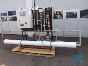 show details - WAT reverse osmosis plant
