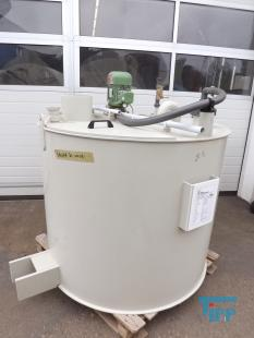 show details - tank with mixer/ agitator