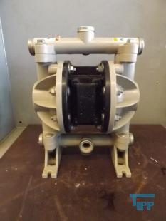 show details - air operated diaphragm pump made of plastic