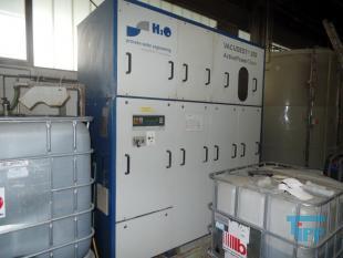 show details -  H2O VACUDEST 250 NT vaccuum evaporator