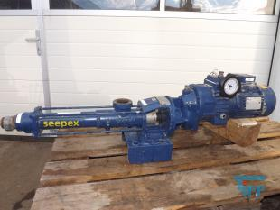 show details - SEEPEX excentric screw pump