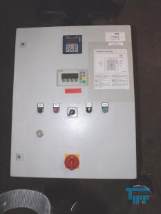 show details - switch cabinet for a waste water plant