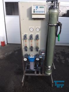 show details - 0,5 m³/h reverse osmosis plant