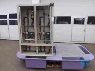 show details - dosing plant, chemical supply system, cabinet dosage station