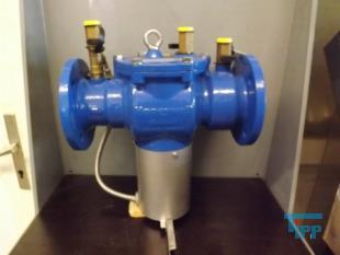 show details - backflow preverter for water supply units