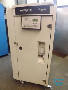 show details - compact reverse osmosis plant with softener and electro deonisation EDI